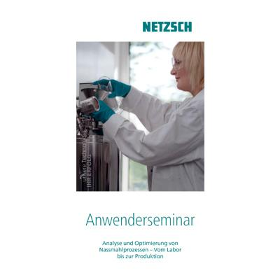 NETZSCH Application Seminar