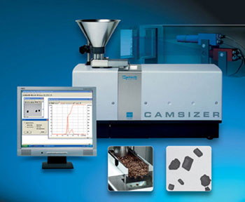 High resolution particle analysis with CAMSIZER