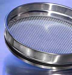 Certification and Calibration of Test Sieves Quality Assurance
