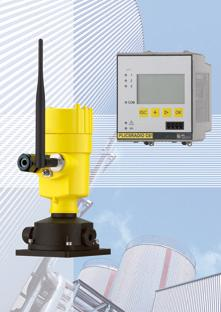 Wireless measurement data transmission with PLICSRADIO With PLICSRADIO, VEGA Grieshaber KG has introduced a solution to measurement data transmission from