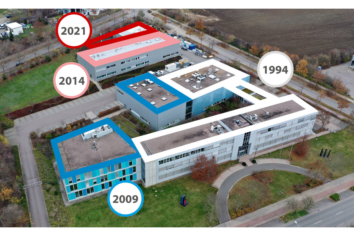 Glatt Ingenieurtechnik celebrates continued business success  Plant engineering expert Glatt Ingenieurtechnik marks its 30th anniversary with an investment in the future of its headquarters