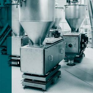 Proven system with a new look Hygienic design for MULTIDOS® L Weighfeeder