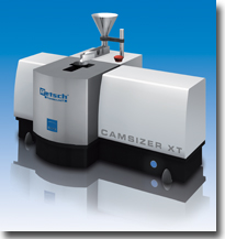 Dry and wet measurement in a range from 1 µm to 3 mm Optical Particle Analysis with the new CAMSIZER XT from Retsch Technology