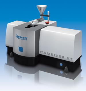 The New CAMSIZER XT - Wide Measurement Range and Variable Dispersion Method