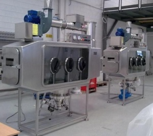 Containment - The New Way New systems for the pharmaceutical and chemical industries