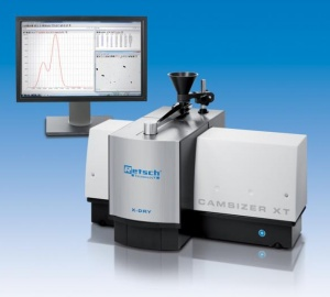Dynamic Image Analysis for fine powders from 1 µm to 3 mm The new particle analyzer CAMSIZER XT