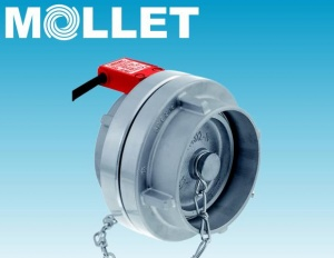 Intelligent coupling systems for industrial hose K-Baureihe from MOLLET