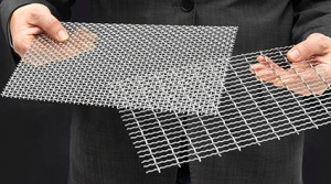 Haver Industrial Screens Square and rectangular wire mesh cloth