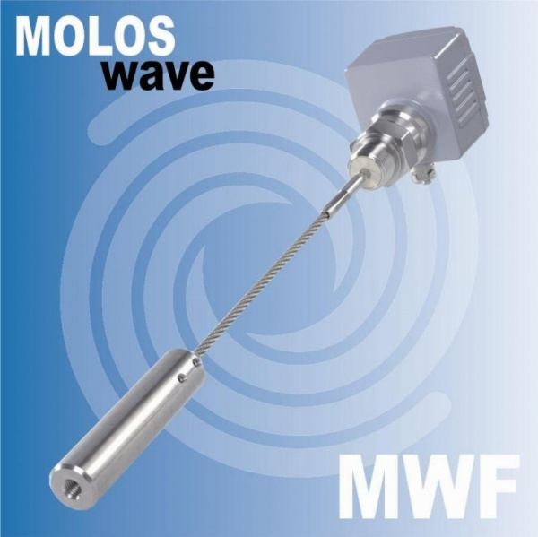 MOLOSwave Level Control Price worthy radar technology from MOLLET for continuous level measurement in bulk solids
