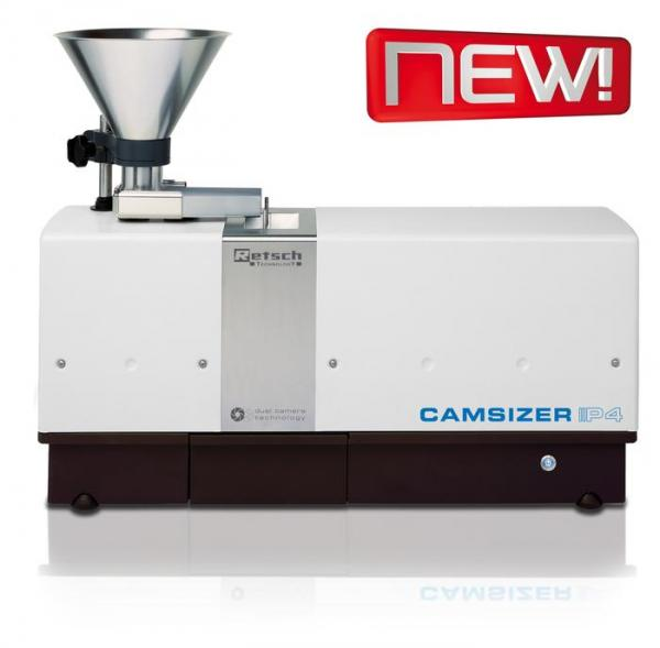 Particle Analyzer CAMSIZER® P4 – the new generation Dynamic Image Analysis replaces sieving