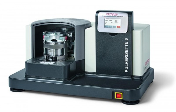 High-performance grinding down into the nano range! for sample quantities up to 450 ml and a max. feed size up to 10 mm