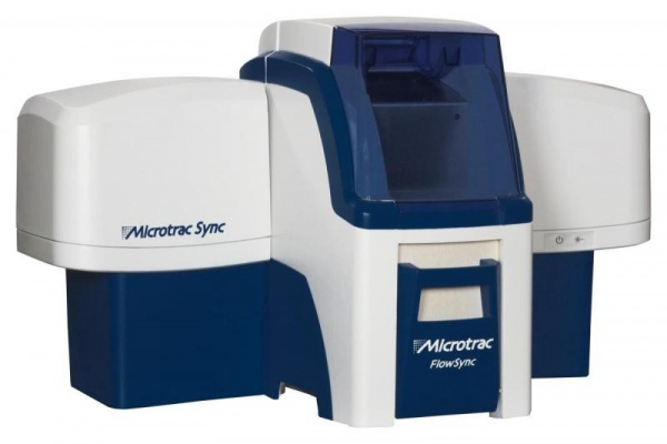 Sync at Analytica: New Size and Shape Particle Analyser Microtrac introduces new size and shape particle analyser!