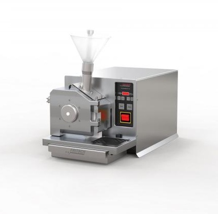 Fast powerful and gentle comminution  Variable rotational speed for optimal adjustment of the cutting speed to your sample
