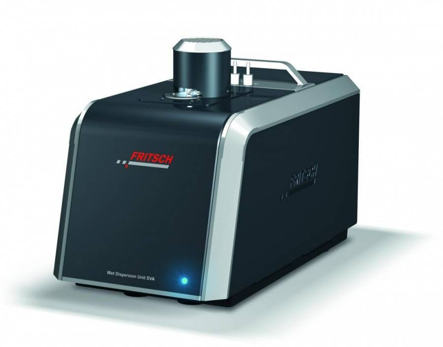 Particle Size Measurement of Smallest Quantities  Automatic Dispersion with Little Liquid!