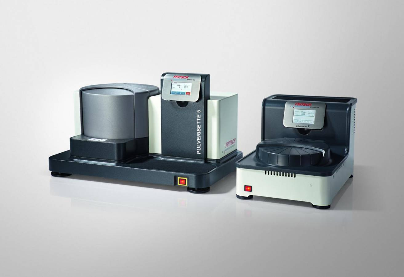 High-performance nano grinding Fast, simple, safe