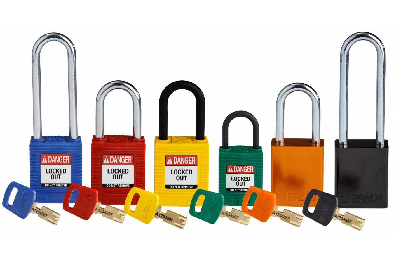 New SafeKey Padlock: the safest padlock for Lockout/Tagout